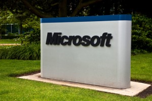 Microsoft Headquarters in Redmond Washington