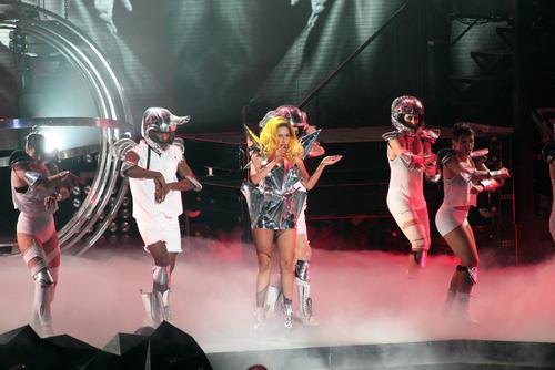 Lady Gaga in concert, Milan