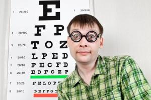 SEO Eye Chart