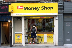 Payday Loans - Money shop