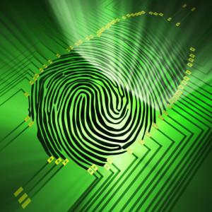 scanning fingerprints